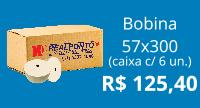 Bobina 57x300