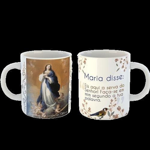 Caneca Nossa Senhora da Conceição
